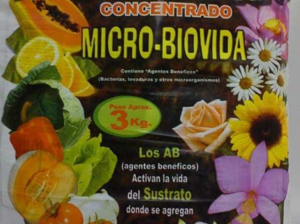 Microbiovida Compostaje Solido
